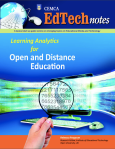 Cover of learning analytics report