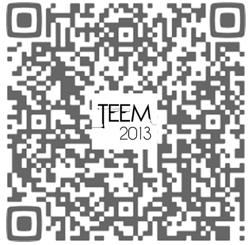 TEEM 13 QR code