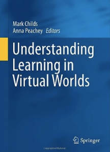 Understnading Learning in Virtual Worlds book cover