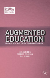 Augmented Education: book cover