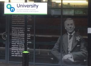 University of Birmingham railway station